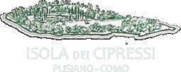 Isola dei Cipressi logo